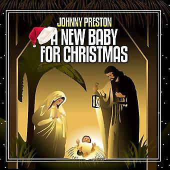 Johnny Preston - neues Baby für Weihnachten [CD] USA import