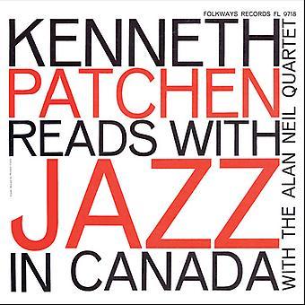Kenneth Patchen - Kenneth Patchen lit avec Jazz en importation USA Canada [CD]