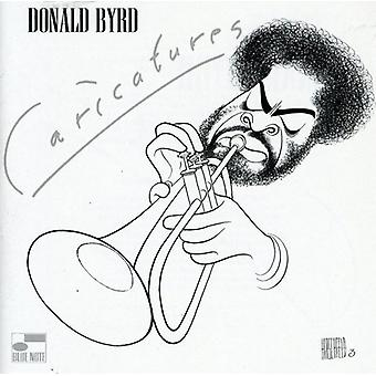 Donald Byrd - Caricatures [CD] USA import