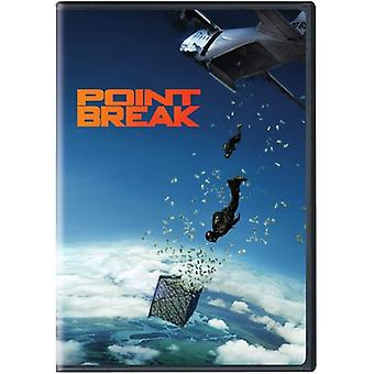 Point Break [DVD] USA import
