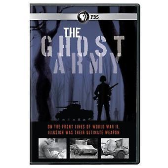 Ghost armén [DVD] USA import