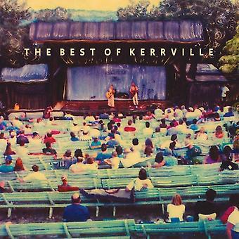 Kerrville Folk Festival - bedste Kerrville [CD] USA import