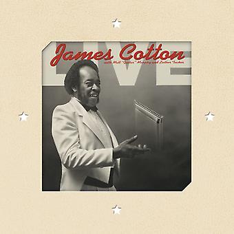 James Cotton - Live på Antones natklub [CD] USA import