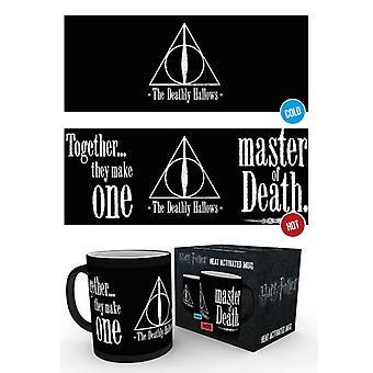 Harry Potter Heiligtümer des Todes Hitze ändern Mug
