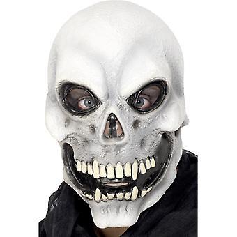 Cranio di scheletro maschera LaTeX