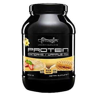 Nanox Protein Pancake Mix 900 Gr Waffle Crepes and Waffles (Sport , Wiwit)