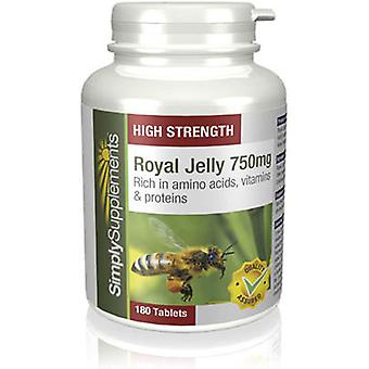 Royal-Jelly - 750mg