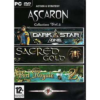 Ascaron Collection bind 2 (PC DVD)