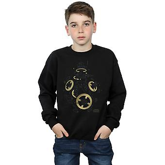 Star Wars Boys The Last Jedi BB-8 Deconstructed Sweatshirt