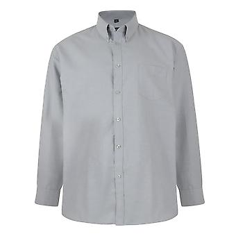 Kam Oxford Classic Long Sleeve Shirt