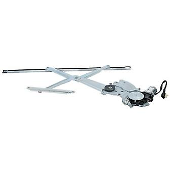 Auto 7 910-0025 Power Window Regulator - Front Driver Side