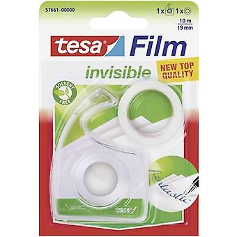 Tesafilm® Invisible 10 m x 19 m m + dispensador