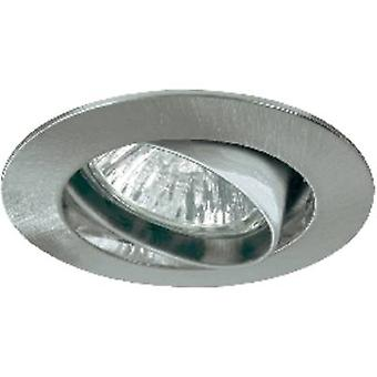 Recess-mount bracket HV halogen GU4 35 W Paulmann 5775 Iron