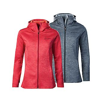 Berghaus Ladies Kamloops Hooded Fleece Jacket