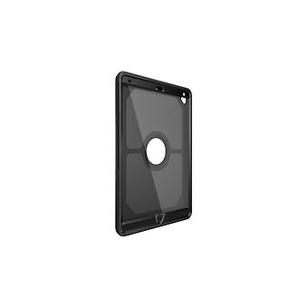 OtterBox Defender Series-protective case for Tablet-robust-polyester, polycarbonate, synthetic rubber-black-for Apple