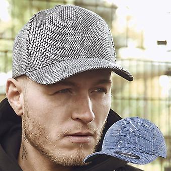 Flexfit Jacquard knit stretchable Cap