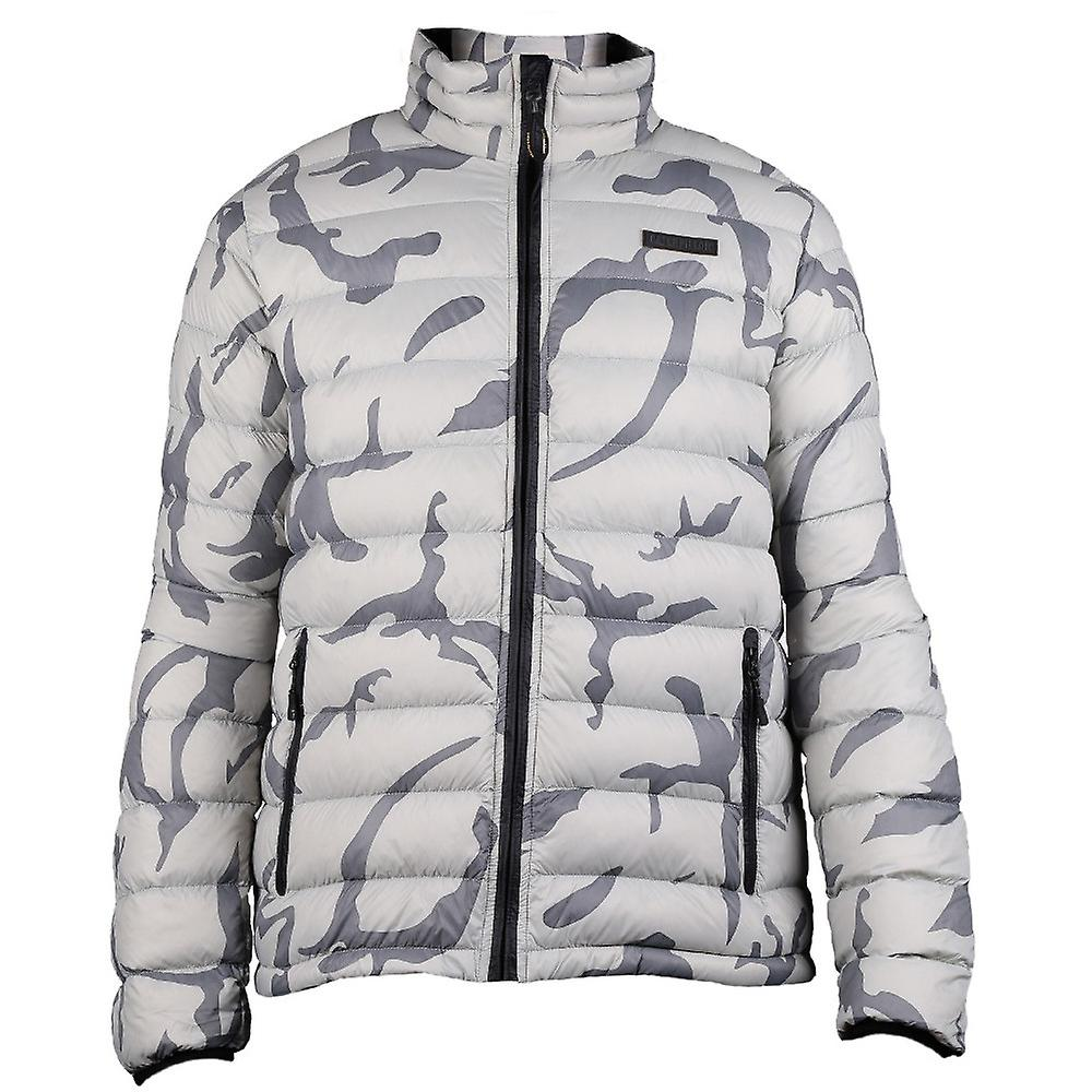 Caterpillar Pour des hommes Brooklyn Quilted Padded Down veste Coat