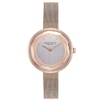 Kenneth Cole New York women's wrist watch analog quartz stainless steel KC50204003