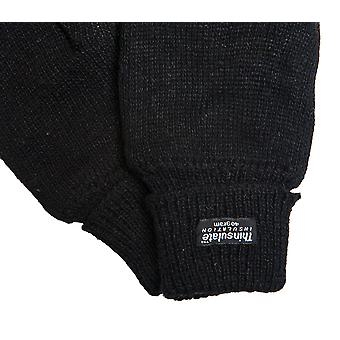 Art Shaper Herrenhandschuhe Wolle Handschuhe aus dem Hause LLOYD Schwarz 2177