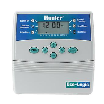Hunter Eco Logic ELC-601i 6-Station indoor controller, 230/240 VAC