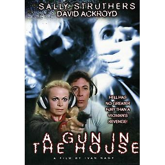 Gun in the House [DVD] USA import