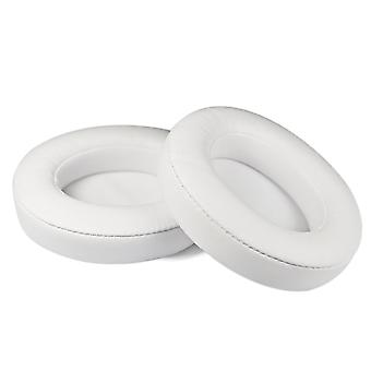 REYTID Replacement White Ear Pads for Apple Beats By Dr. Dre Studio 3 Wireless Cushion Kit - 3.0 1 Pair Earpads