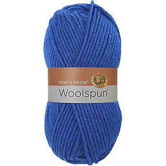 Lion's Pride Woolspun Yarn-Royal Blue