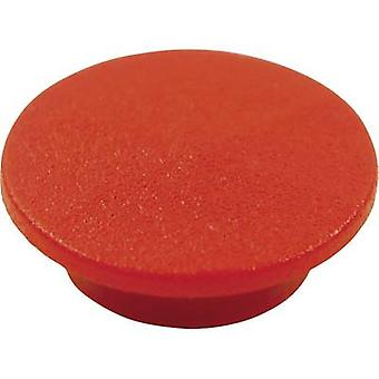 Cover Red Suitable for K21 rotary knob Cliff CL1734 1 pc(s)