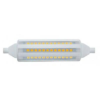 DioDor LED EEC A+ (A++ - E) R7s Tubular 13 W = 89 W Warm white (Ø x L) 29 mm x 118 mm dimmable 1 pc(s)