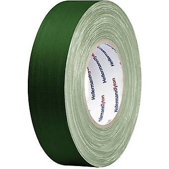 HellermannTyton 712-00203 Cloth tape HelaTape Tex Green (L x W) 10 m x 19 mm 1 Rolls