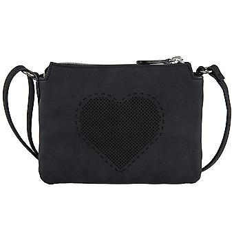 s.Oliver small heart shoulder bag shoulder bag 39.807.94.3415