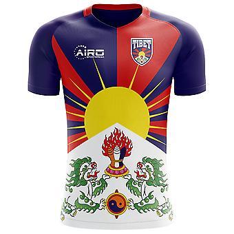 2018-2019 Tibet Wohnkonzept Fußballtrikot