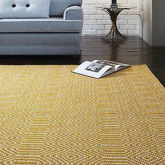 Sloan dywany w musztardzie