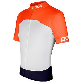 POC Multicolor 2017 AVIP Printed Light Short Sleeved Cycling Jersey