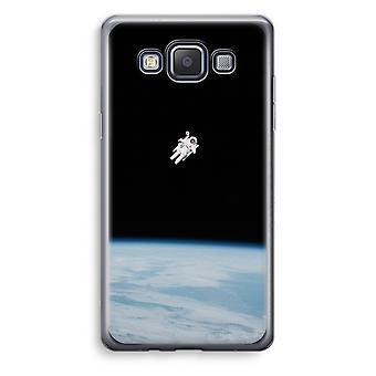Samsung Galaxy A5 (2015) Transparent Case (Soft) - Alone in Space