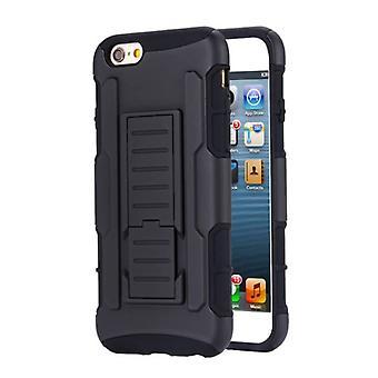 Stuff Certified® iPhone 6 toekomst Armor Hard Case Cover Cas Case Black