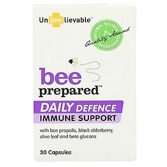 UnBEElievable Health, Daily Defence Immune Support, 30 capsules