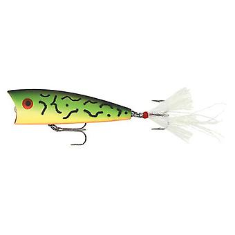 Rebel Magnum Pop-R 1/2 oz Fishing Lure - Fire Tiger
