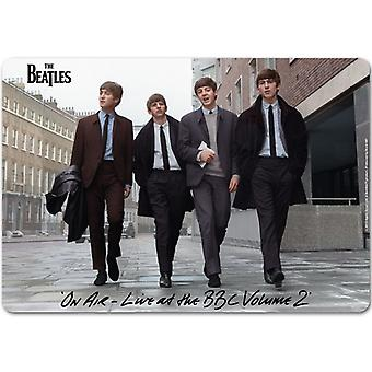 Beatles On Air Computer Mouse Mat