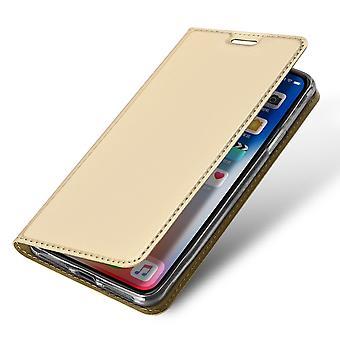 DUX DUCIS Pro Series case iPhone XS Max Gold