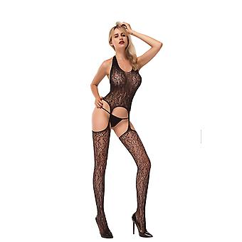 Sexy body stockings in black IE8902