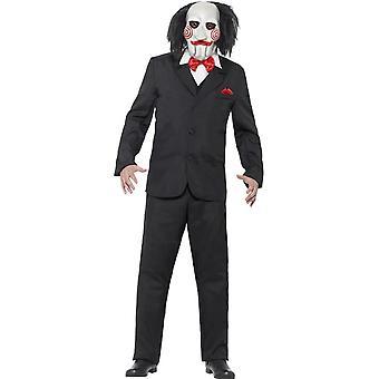 Saw Jigsaw Costume, Small