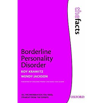 Wendy Jackson - Roy Krawitz - zaburzenia osobowości borderline przez Roy K