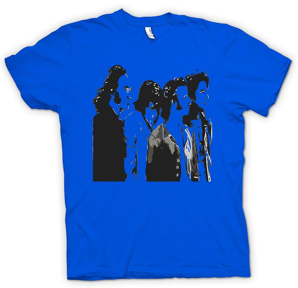 Mens T-shirt - The Beatles - Arte Pop - Band