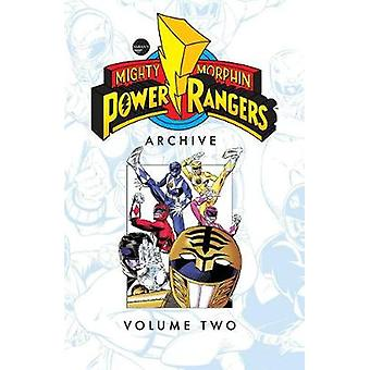 Mighty Morphin Power Rangers Archive Vol. 2 by Mighty Morphin Power R