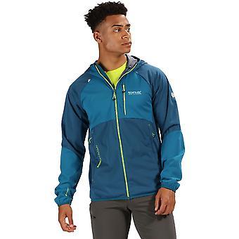 Regatta Mens Tarvos II Lightweight Softshell Zip Up Jacket