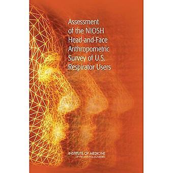 Valutazione dell'indagine antropometrica NIOSH testa-e-faccia degli utenti statunitensi respiratore
