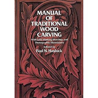 Handbuch der traditionellen Holzschnitzerei