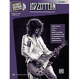 Led Zeppelin V2: Plau Along with 8 Great-Sounding Tracks [With 2 CDs]