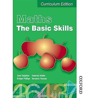 Maths the Basic Skills: Student Book (E3-L2) (Levels 1 and 2 and 3)